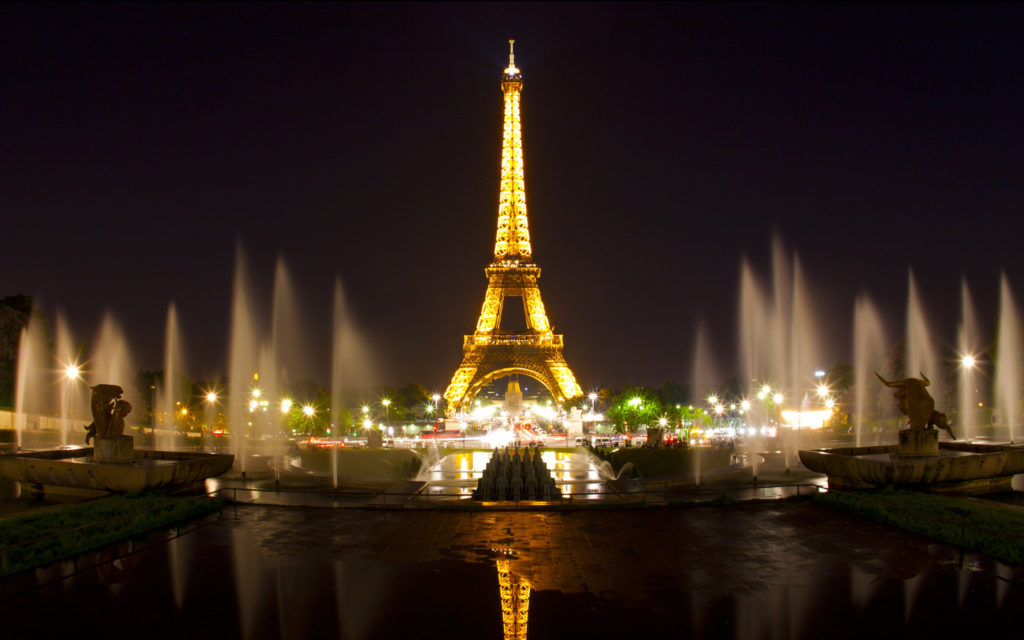 Paris, France Honeymoon Destinations