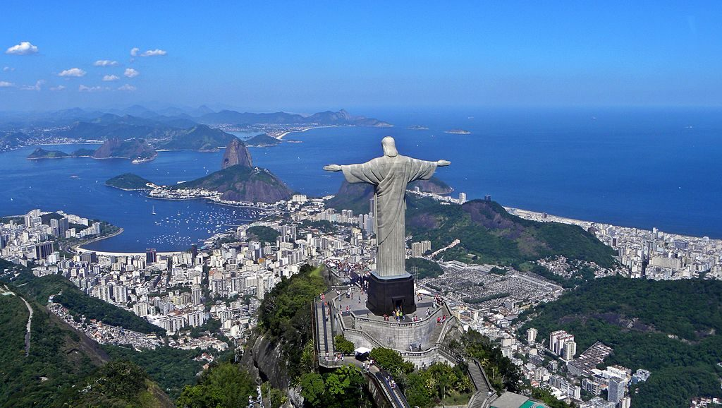 Rio de Janerio, Brazil Honeymoon Destinations
