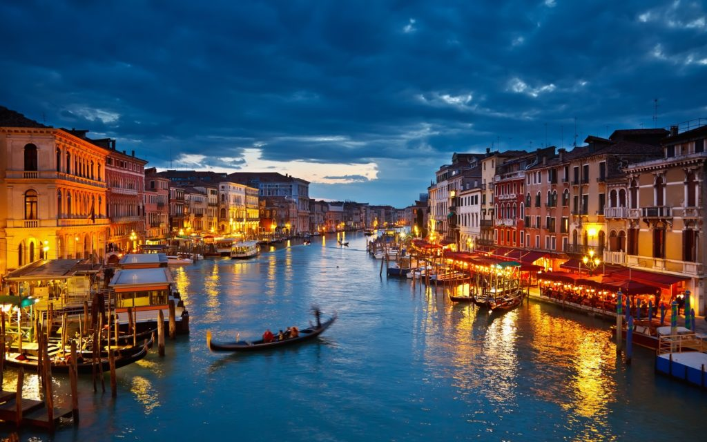 Venice, Italy Honeymoon Destinations