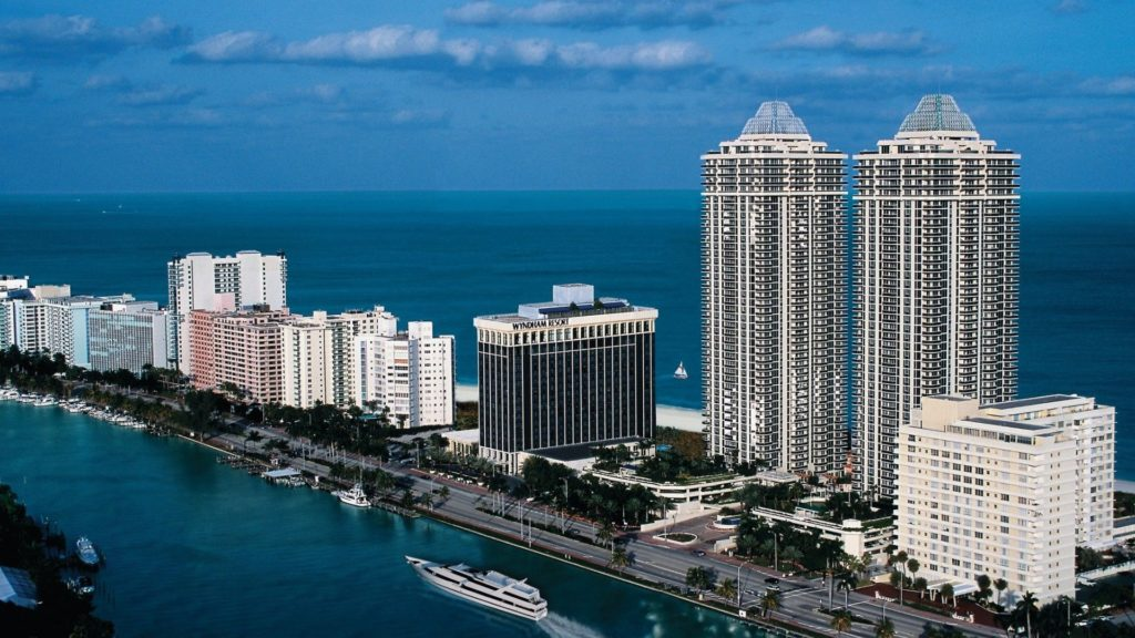 Resorts in Miami