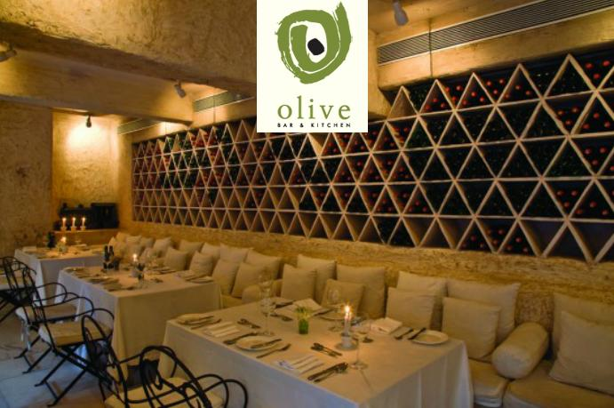 Olive Bar & Kitchen