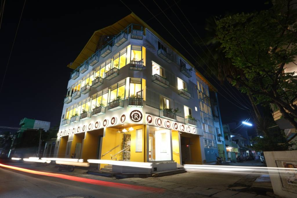 Raj Residency Pondicherry: Review for the Long weekend stay