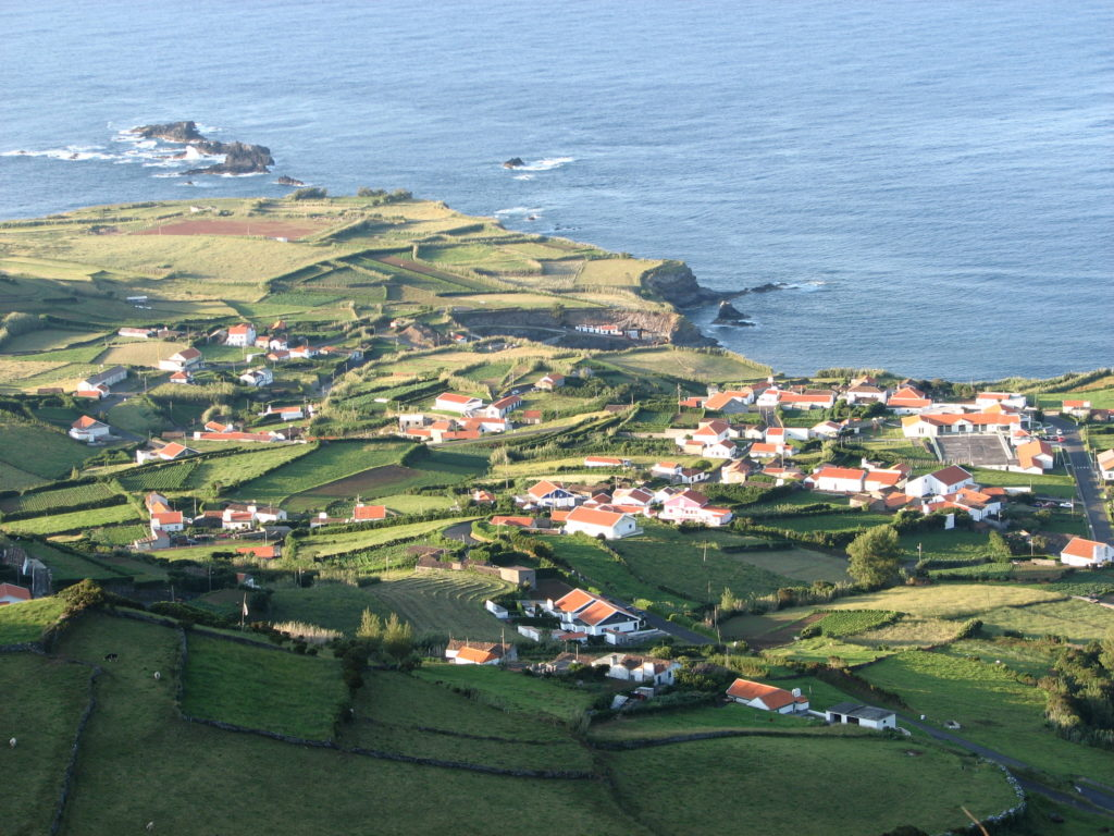 Portugal Azores location