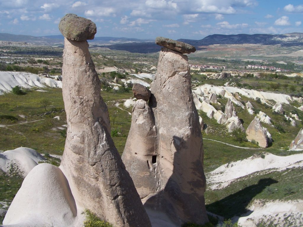 Chimneys of Cappadocia, Turkey