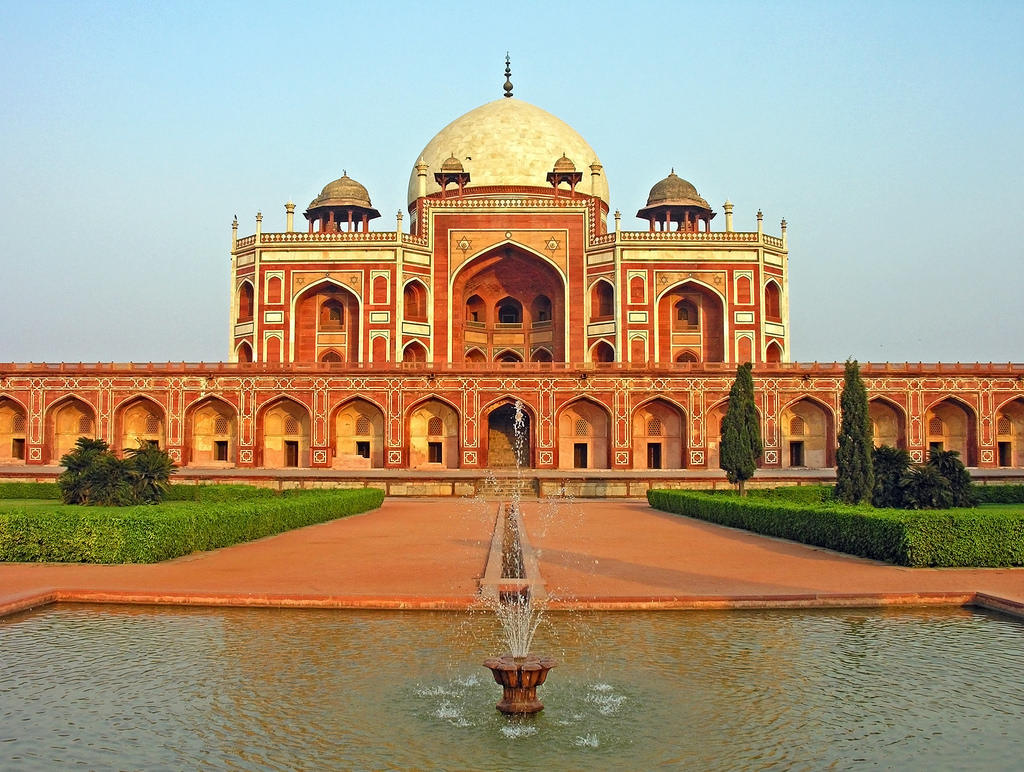 Humayun's Tomb, New Delhi India