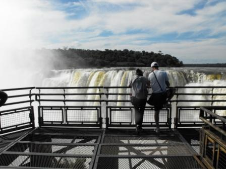 Iguazu River National Park