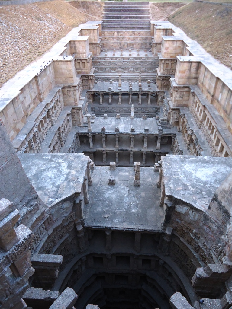 Rani Ki Vav Above View