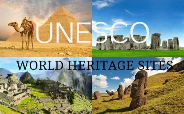 15 lesser known UNESCO World Heritage Sites in the world