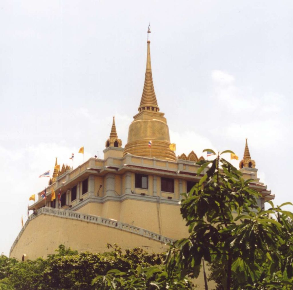 Golden Mound Temple