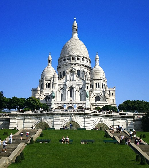 Sacré-Coeur Church, Paris