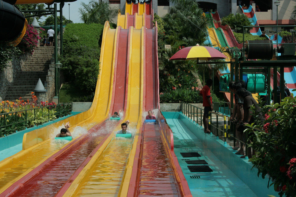 Wonderla Amusement Park and Resort