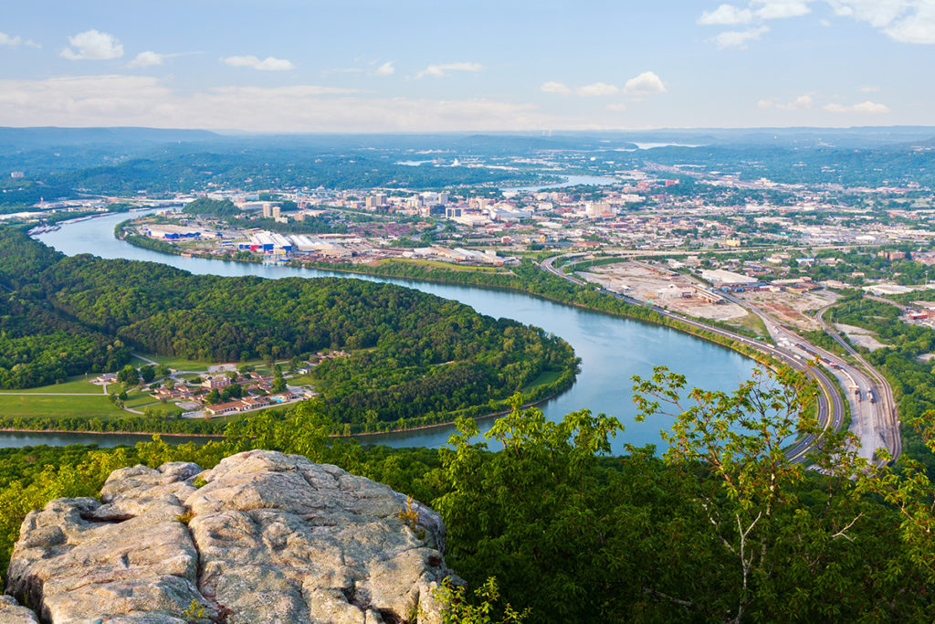 Chattanooga exciting weekend destination