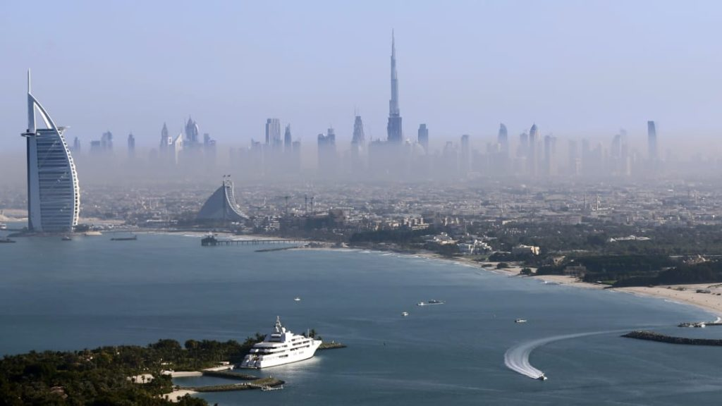 Dubai's Burj Khalifa, Dubai's Burj Khalifa: Within the world's tallest building