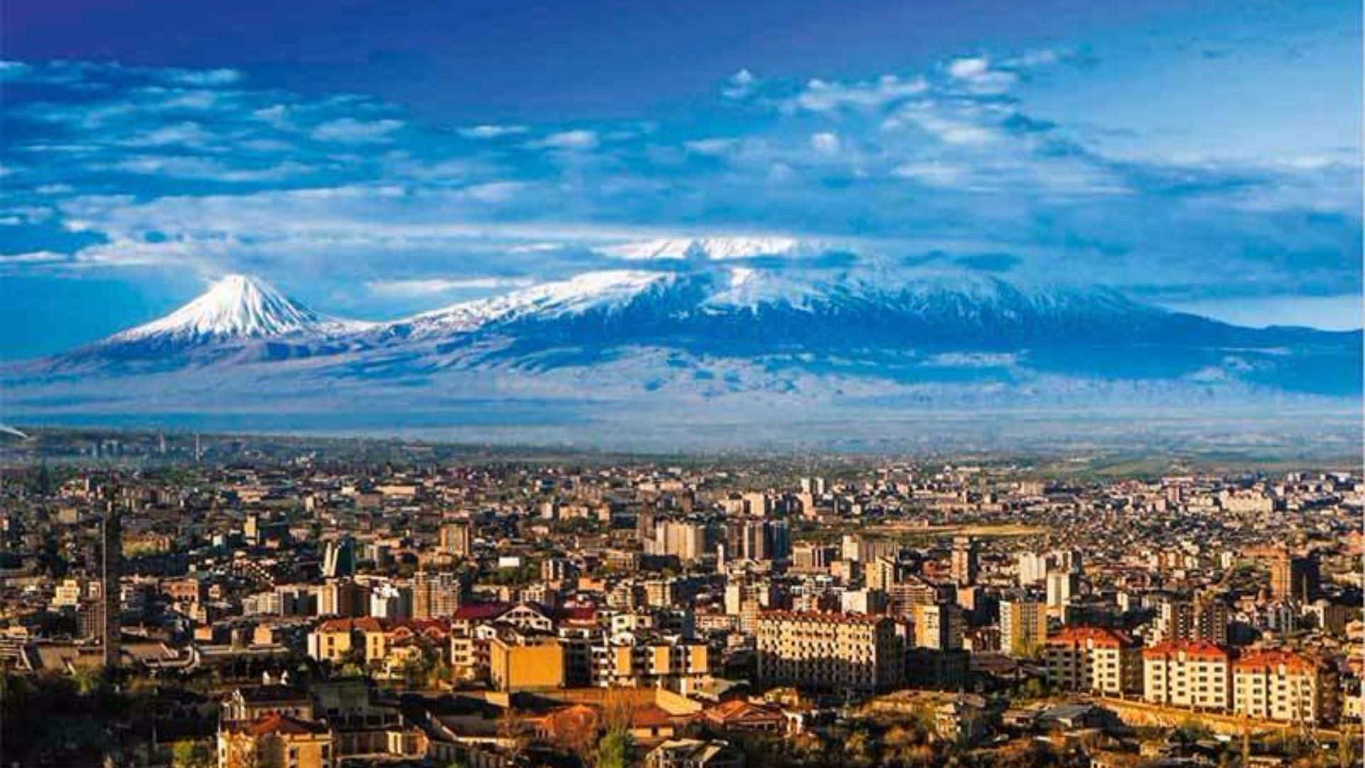 Yerevan A City Full of Surprises: Tour Travel Hotels