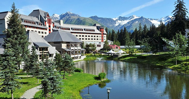 , Top-Rated Resorts in Alaska