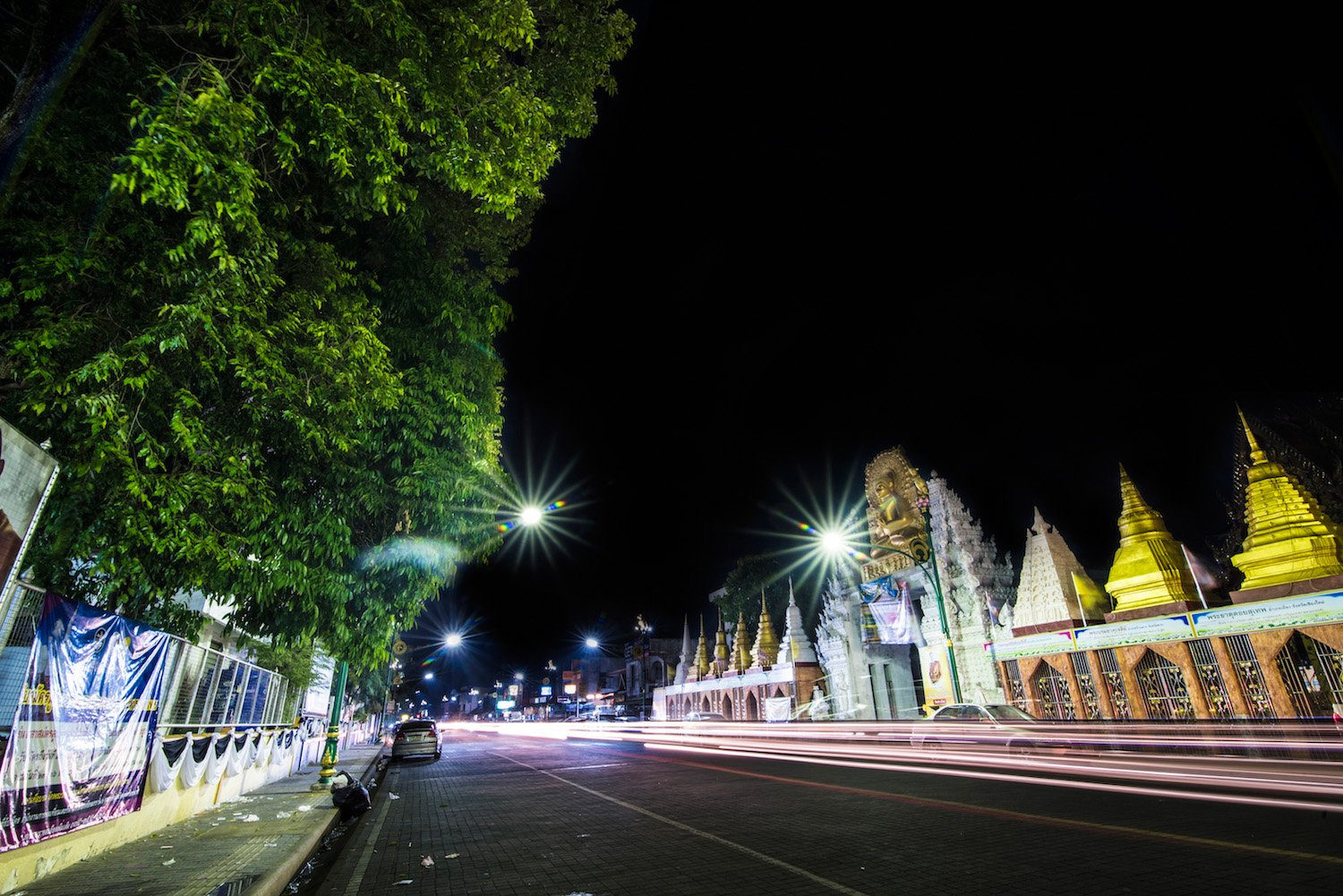 Nakhon Si Thammarat in Southern Thailand, Nakhon Si Thammarat in Southern Thailand