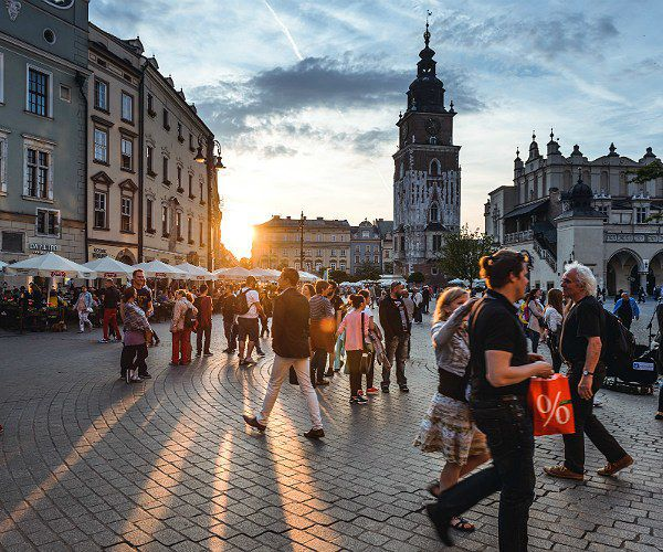 Why Kraków is Eastern Europe's new go-to destination