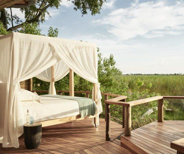 5 of the best luxury sleep-outs and treehouses in Africa