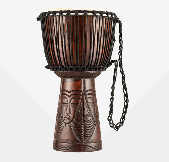 Djembe African Drums from MEINL • We Blog The World