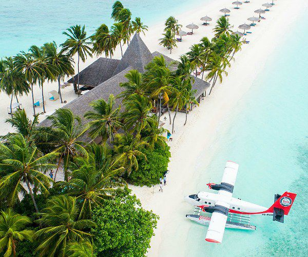 Re-opening of the Maldives to international tourists