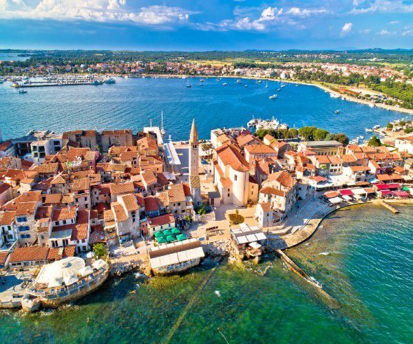 The irresistible charm of yachting on Croatia's Istrian Riviera