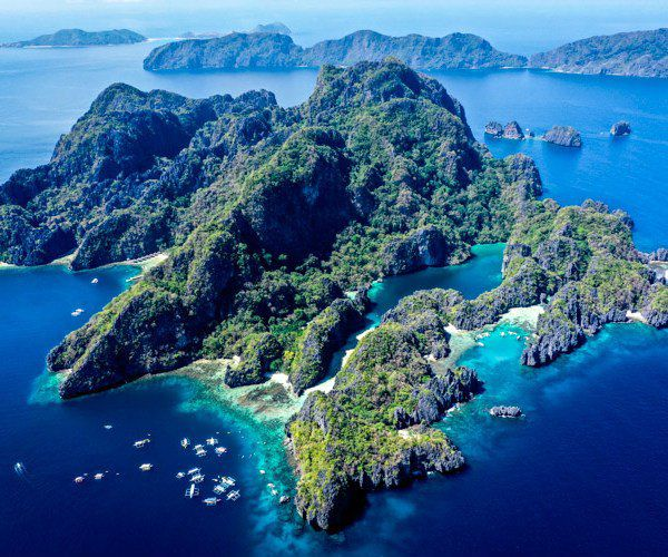 Photograph of the week: Miniloc Island, El Nido, Philippines