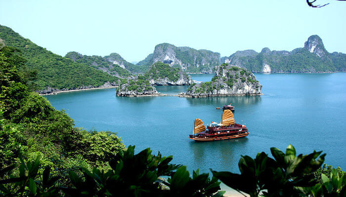 Very famous place in vietnam