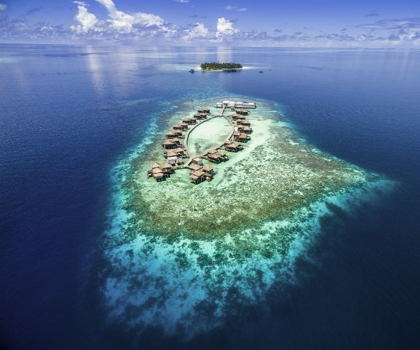 Enjoy exclusive use of a luxury Maldives resort for a cool $1 million