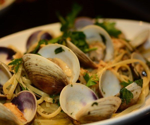 Recipe of the week: Linguine and clams