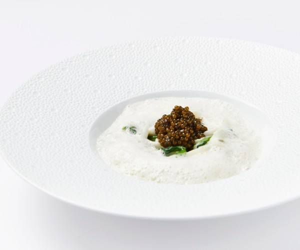 , Recipe of the week: Squid with Champagne sauce and caviar