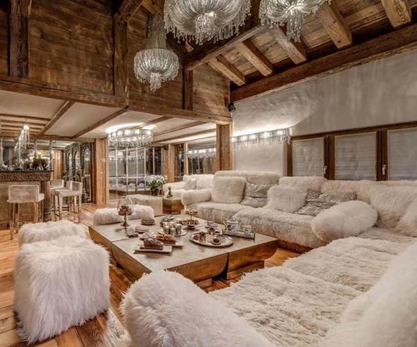 Top 5 stand-alone Alpine chalets in COVID times