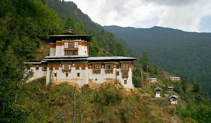 most popular and famous Buddhist temples in Bhutan