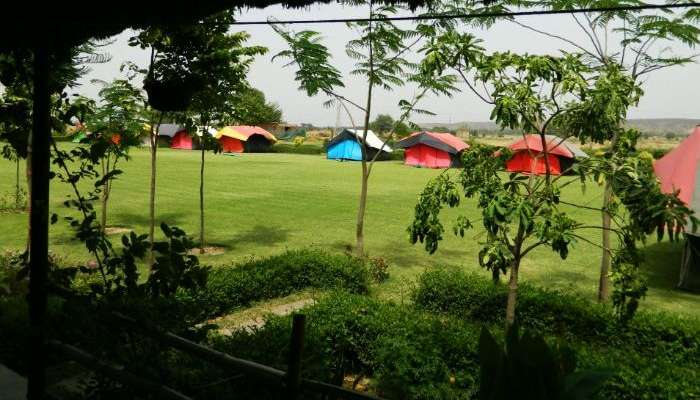 Best Places For Camping Near Delhi