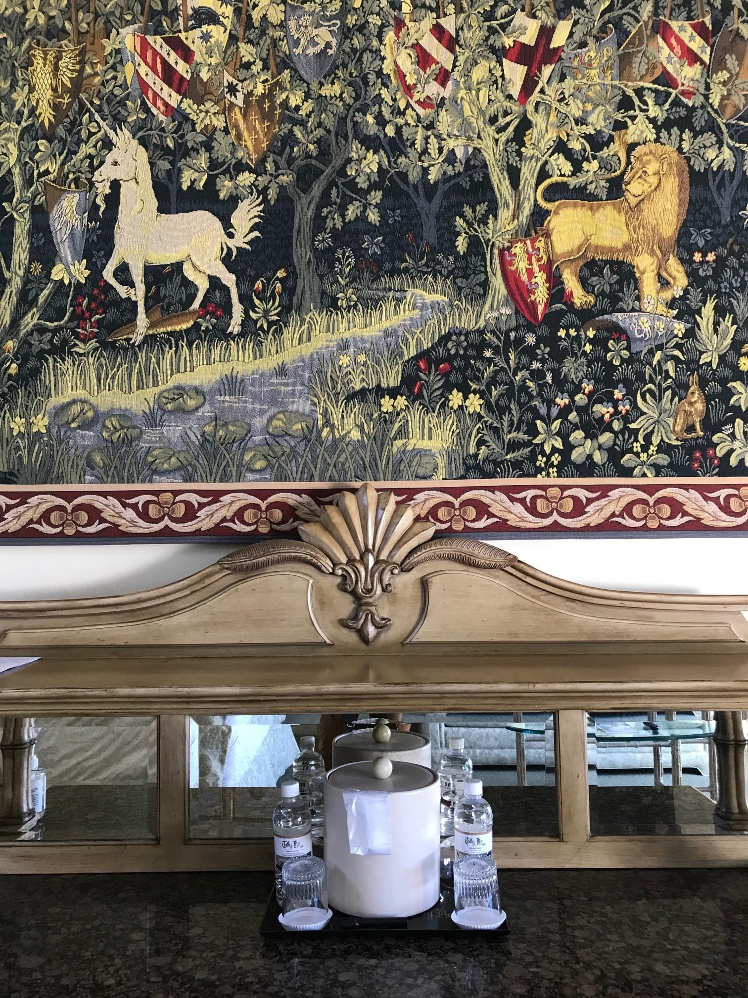Carmel's Charming Tally Ho Inn • We Blog The World