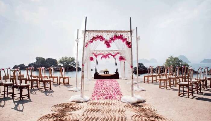 10 Thailand Wedding Venues That Will Instantly Make You Say I Do
