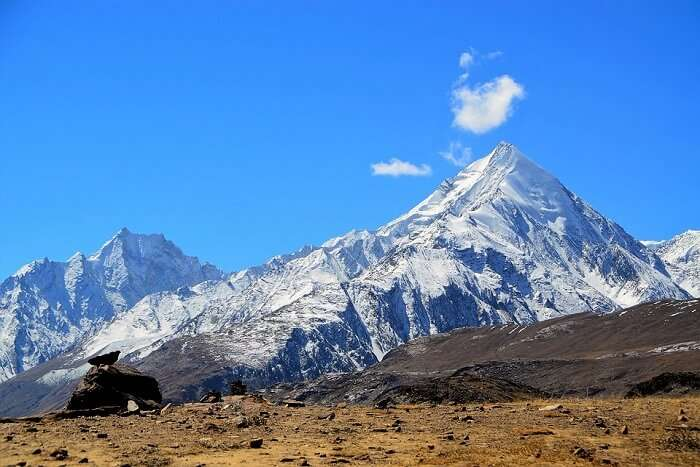 beautiful day out in Spiti