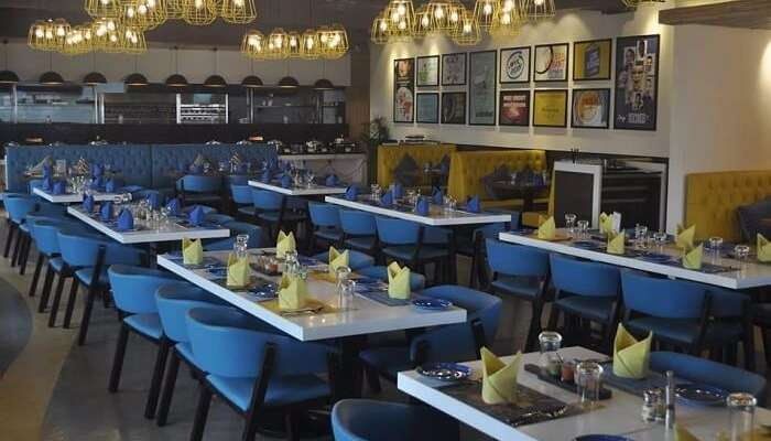 dine at Flechazo, one of the best restaurants in hyderabad
