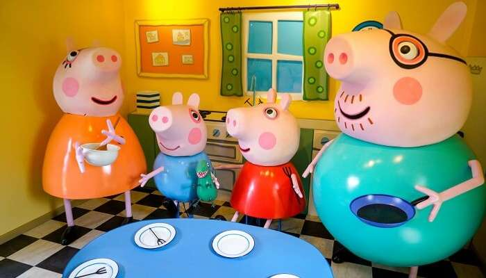 Legoland Florida Is Planning To Launch a Standalone Peppa Pig Theme Park