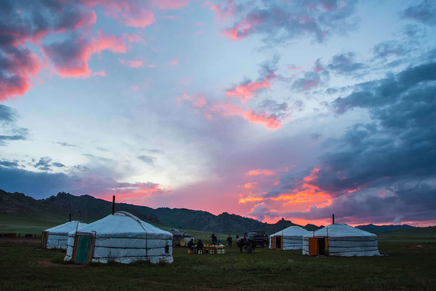 Plan a Trip to Mongolia • We Blog The World