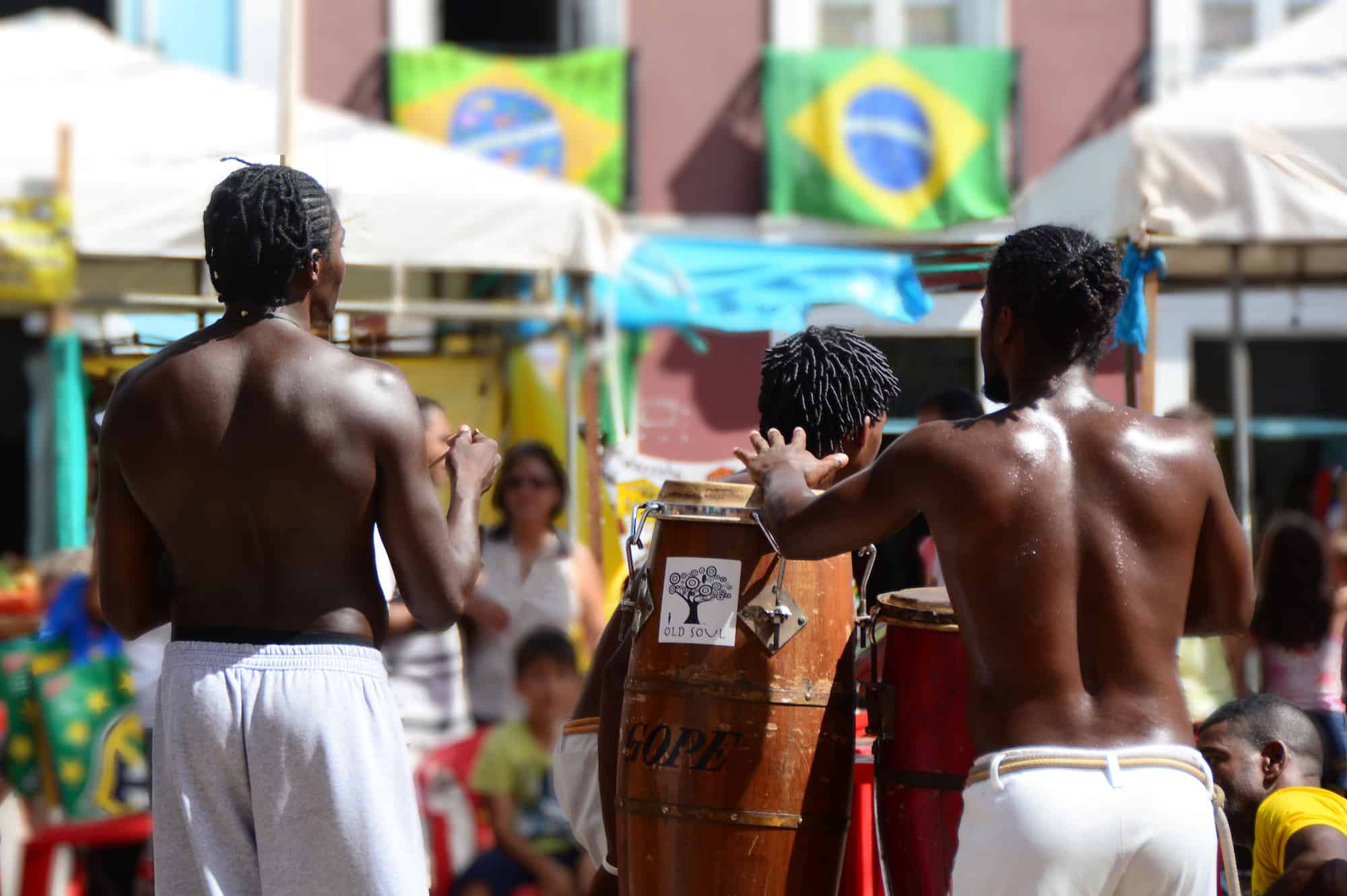 What to See in Brazil's Salvador • We Blog The World