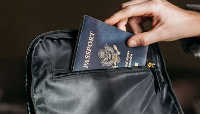 Always carry along your passport