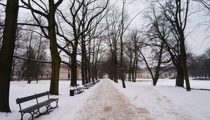 8 Places To Visit In Poland In Winter For A Peaceful Vacay