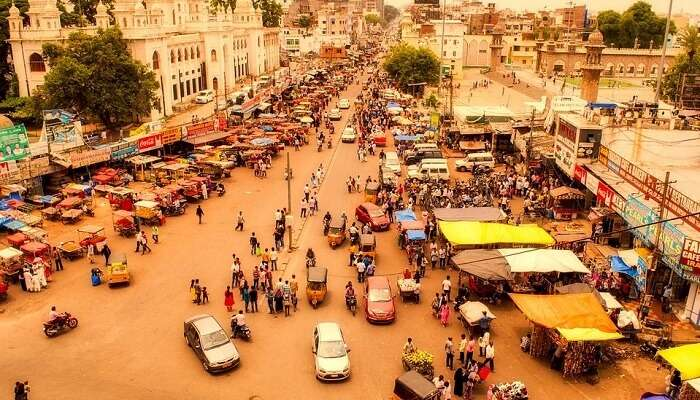 Best Time To Visit Hyderabad