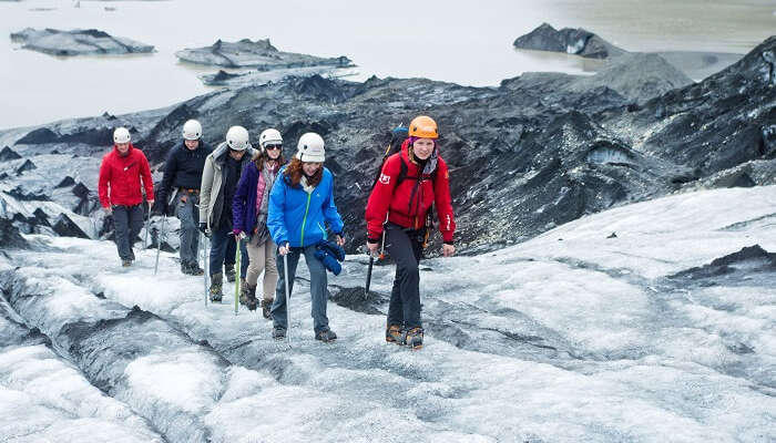sightseeing in iceland