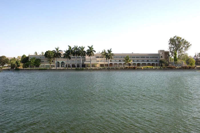 Hotel Lakend in Udaipur