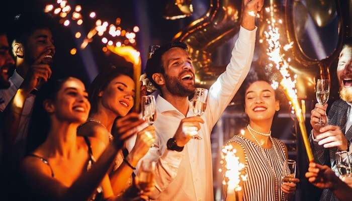 New Year Parties In Bali